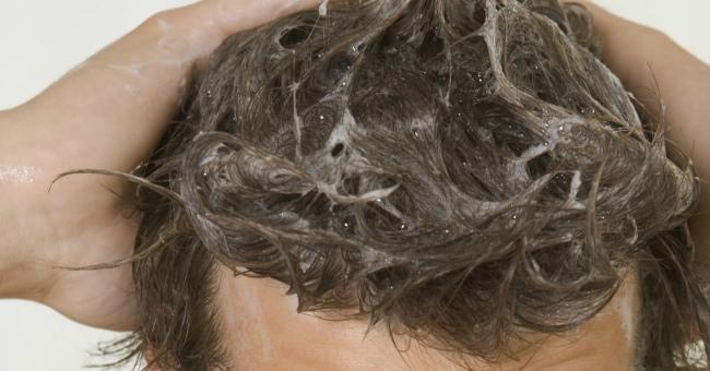 dưỡng tóc chắc khỏe