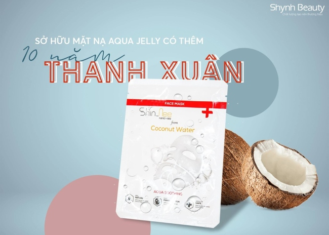 mặt nạ thạch collagen