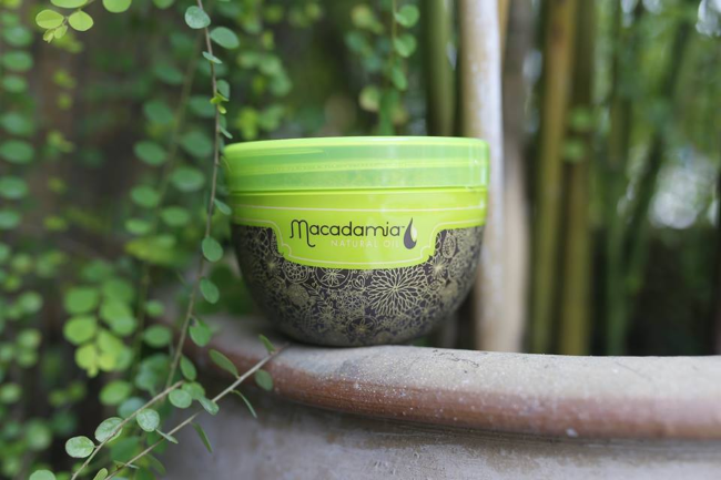 kem ủ tóc tốt phục hồi hư tổn Macadamia