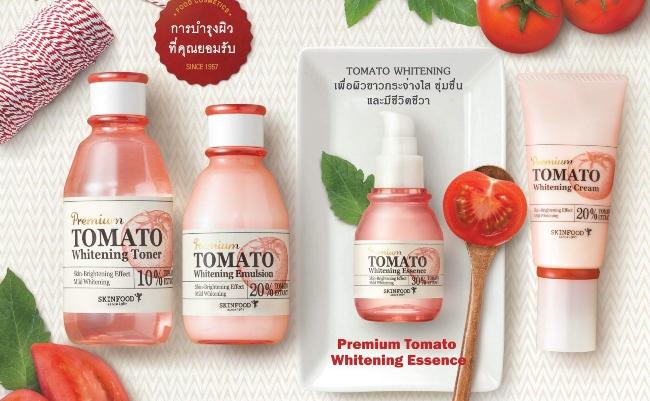 Sữa dưỡng da mặt Skinfood Premium Tomato Whitening