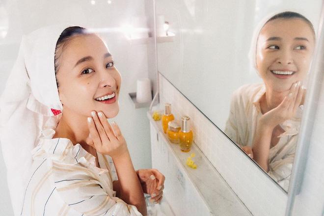 Cách trị mụn trán nhờ vệ sinh da đúng cách