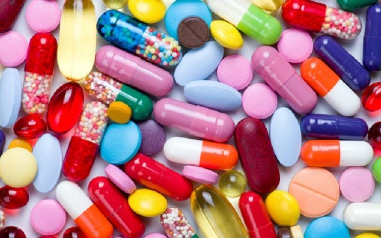 Cách trị nóng gan nổi mụn bằng thuốc