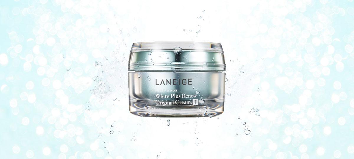 Kem dưỡng trắng Laneige White Plus Renew