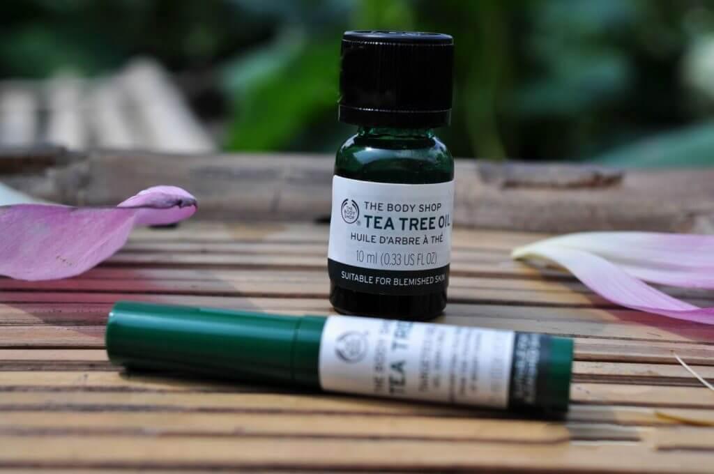 tea tree oi
