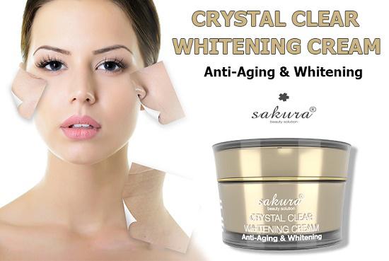 Sakura Anti-Wrinkle Whitening